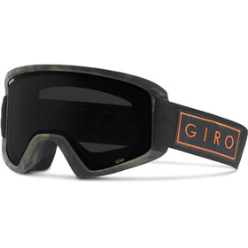Giro Semi Goggles Riptide w Ultra Black/Yellow